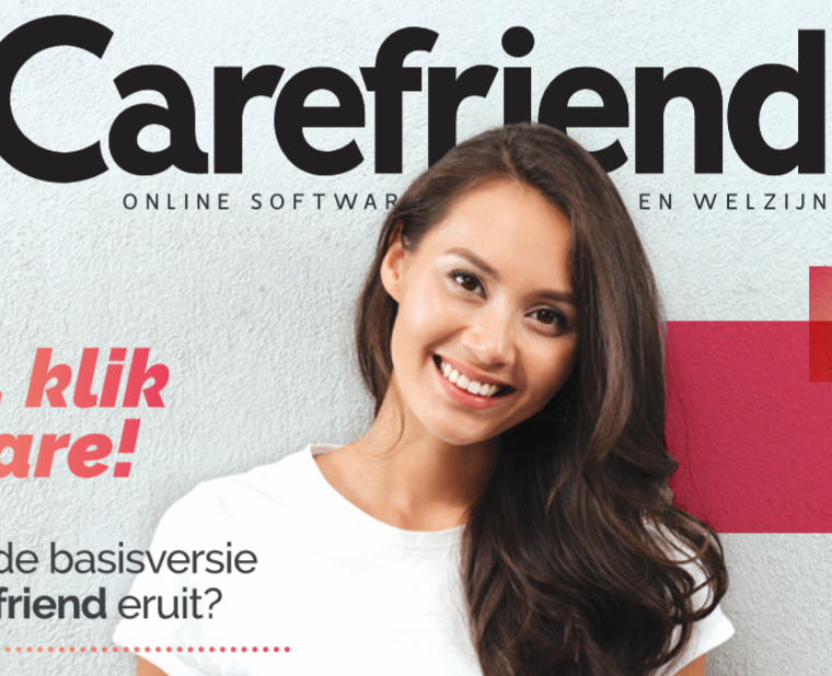 Carefriend magazine 2020
